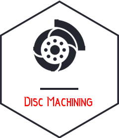 Disc Machining black icon - Mag wheels for repair - somerton tyres: best tyres and mags campbellfield