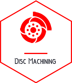 Disc Machining icon - Mag wheels for repair - somerton tyres: best tyres and mags campbellfield