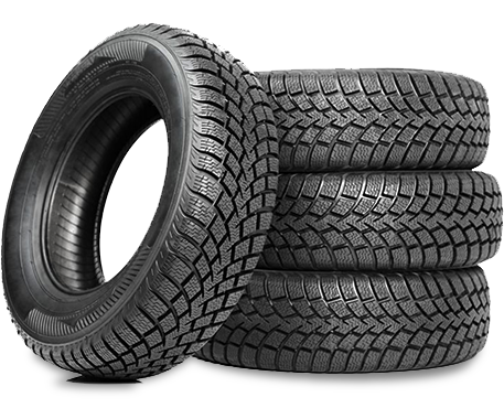 Stack of tires in auto Mechanical shop - somerton tyres: best tyres and mags campbellfield
